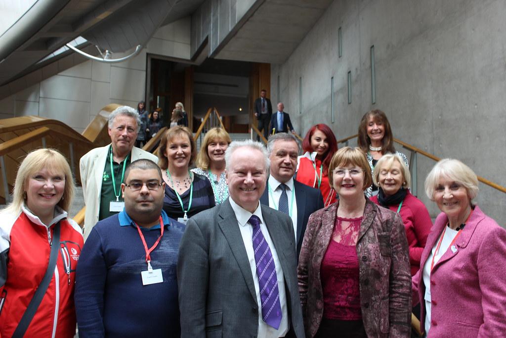 Volunteers Week Holyrood 2015 - 9101
