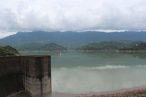 水價成本計算將包括未來幾年營運費用。圖為曾文水庫。