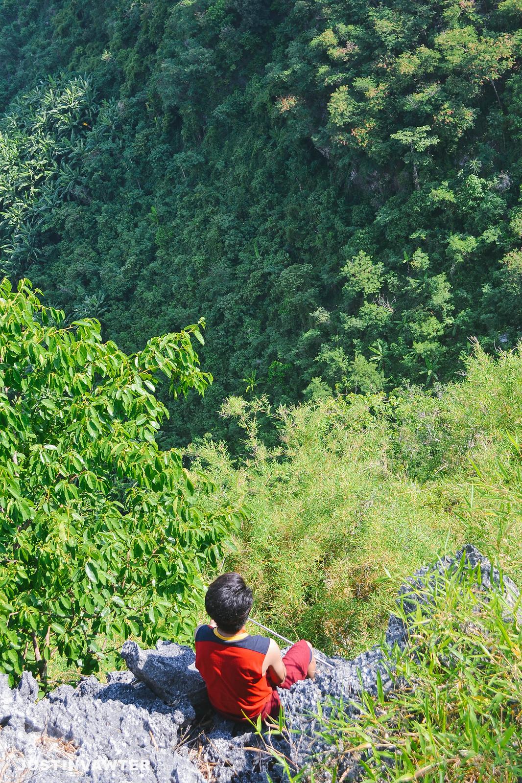 Mt. Pamitinan and Wawa Dam