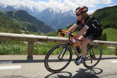 Alpe d'HuZes 2015 koersweek