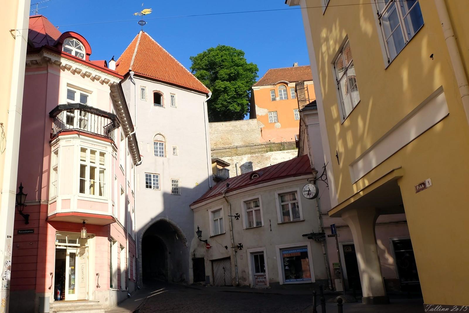 Gates, Tallinn, Estonia