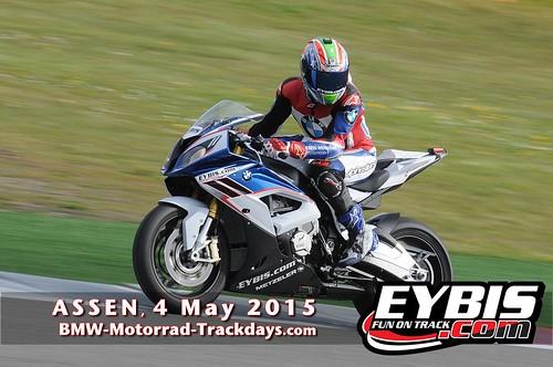 BMW Motorrad Track Days with Troy Corser, organised by EYBIS - ASSEN 2015 - 071