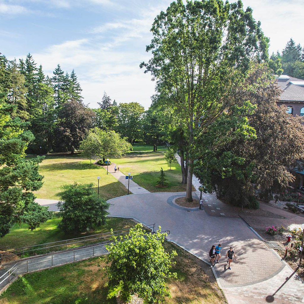 Happy Friday from the land of perpetual sunshine.   (In summer, anyway.)  #bellinghome #mywestern #wwu