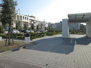 Rutigliano-Pista Ciclabile Intervista Altieri-Piazza Aristotele