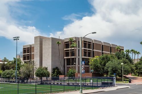University of Arizona Main Library