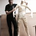 Me, Mannequin. His name is Roy. by vrogy