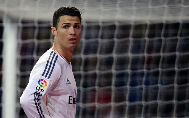 Presidente do Real Madrid garante que n�o vender� Cristiano Ronaldo