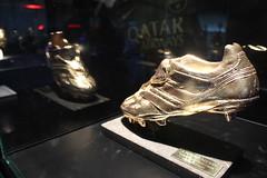 Lionel Messi Golden boot