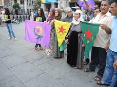 Apoyo a Suruç y Kobane 002