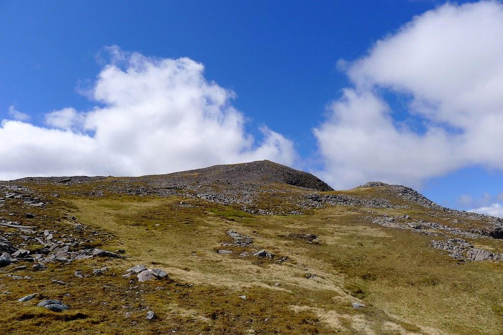 Summit of Sgor Ruadh
