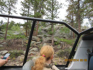 Colorado Jeep Tour