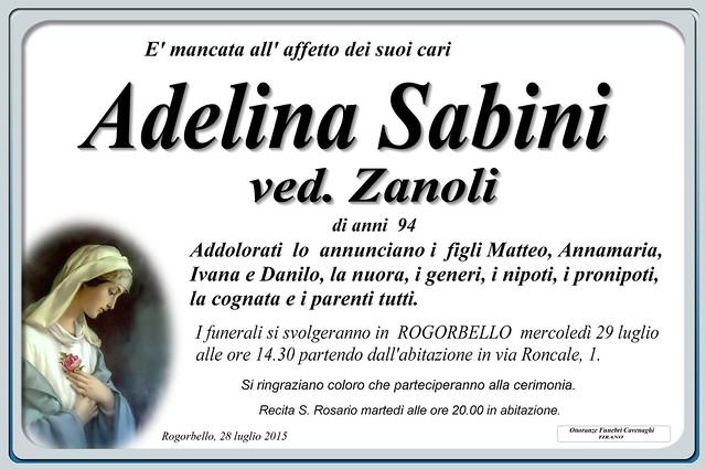 Sabini Adelina