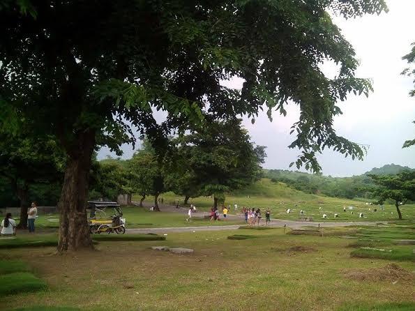 sto. rosario cemetery