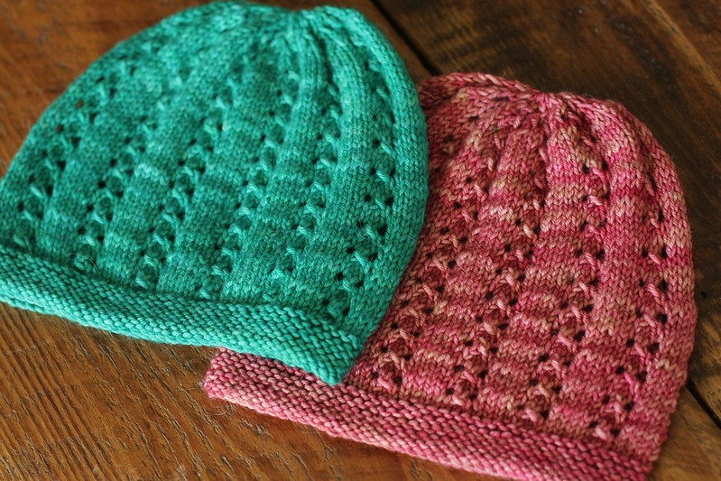 KKCO - finished test knits <3