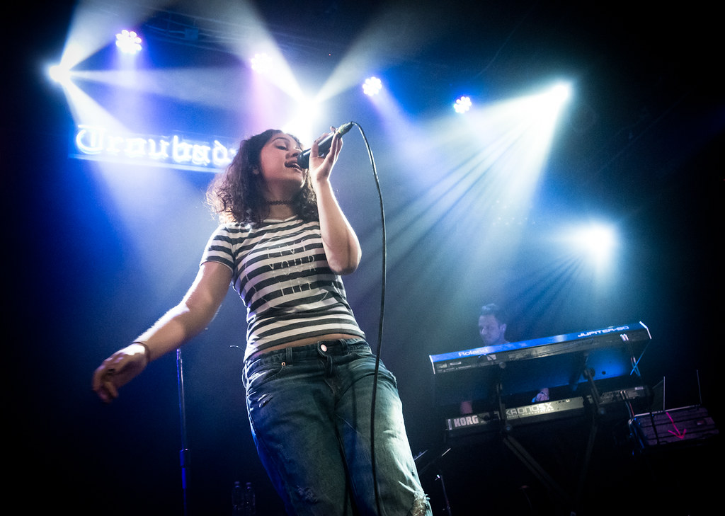 Alessia Cara at The Troubadour