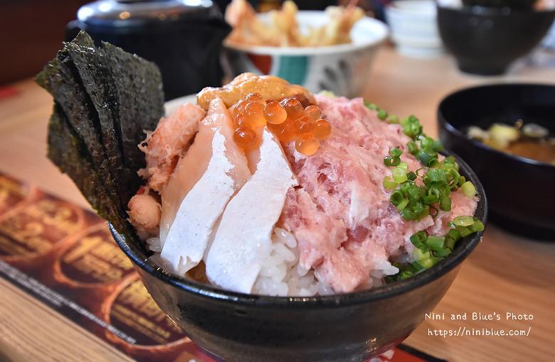 日本沖繩美食北海道魚萬10