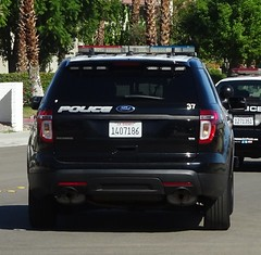 Garden Grove CA Police - Ford Police Interceptor Utility (2)