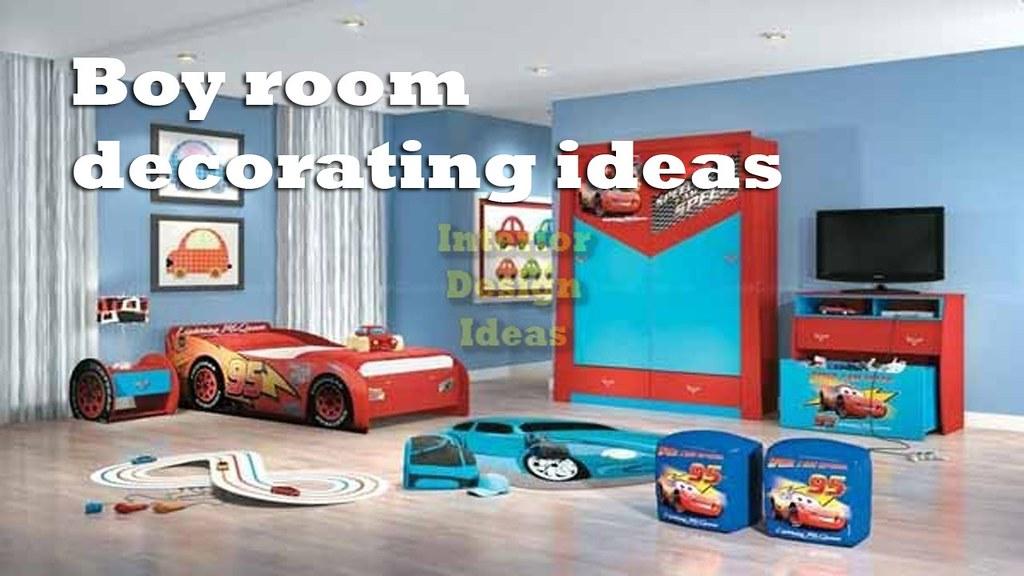 Boy Room Decorating Ideas Affordable Kids Room Decoratin Flickr