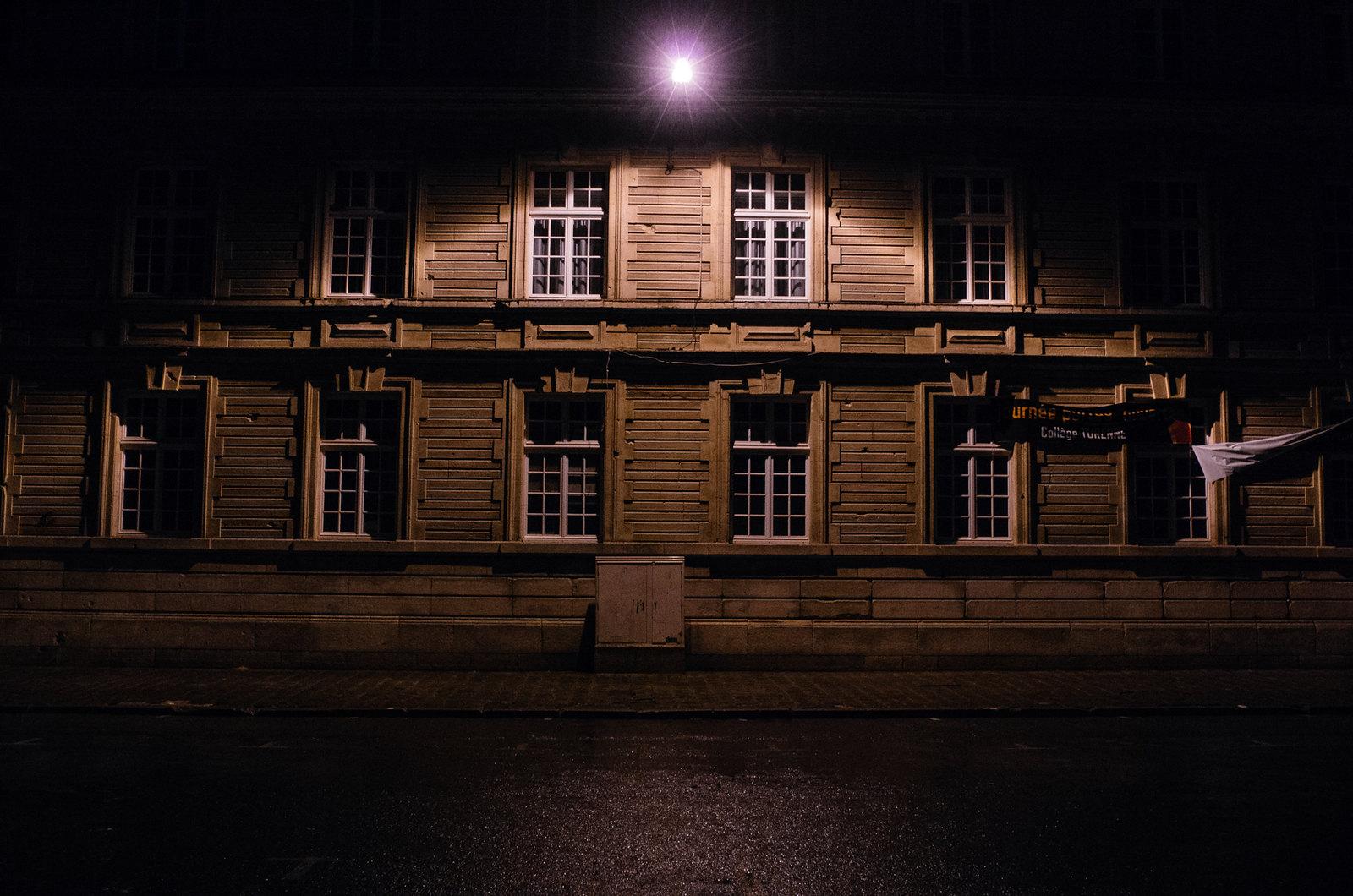 Road trip en France - Sedan, place d'Alsace-Lorraine