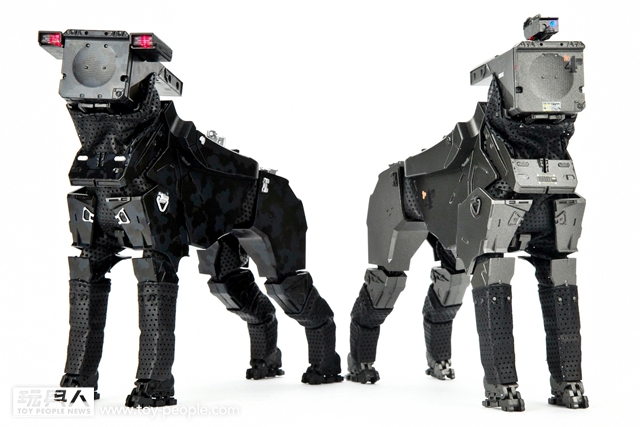 Gums Productions × Vitaly Bulgarov【機甲戰犬】Scout Dog TSR-15 開箱報告