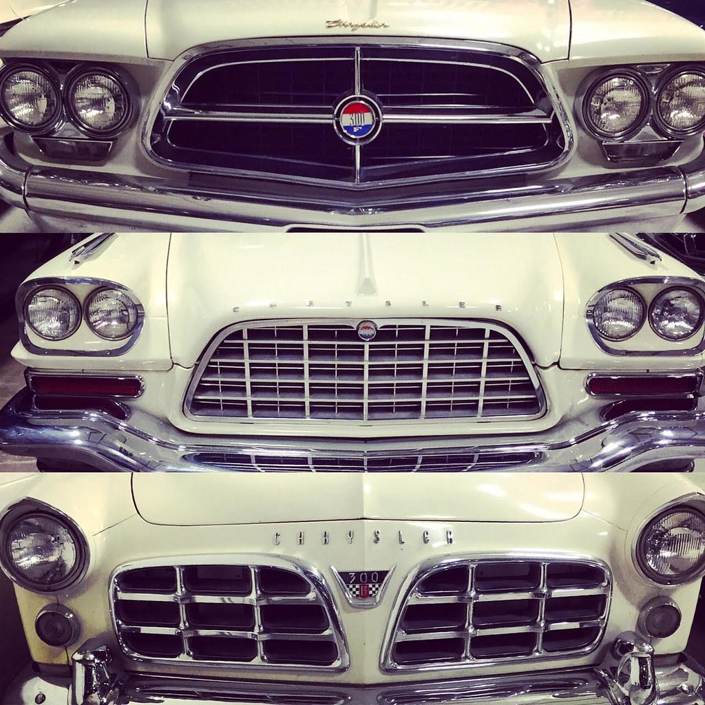 Highly Optioned 1957 Chrysler 300C Hemi Hardtop For Sale