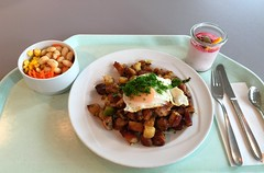 Tyrolese roast with fried egg / Tiroler G'rö…