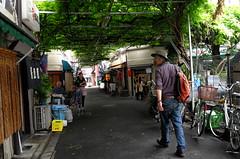 Locals. Asakusa Tokyo, 04 Jul 2015