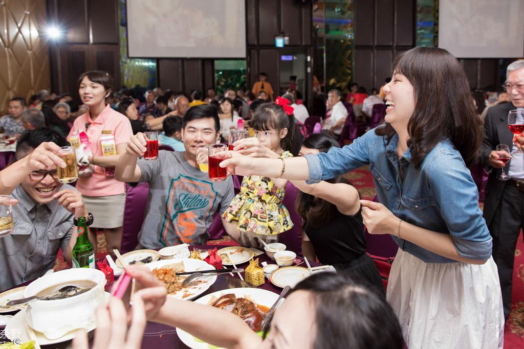 婚禮攝影-高雄-晚宴-士元&馨予 X 享溫馨囍宴會館  (55)