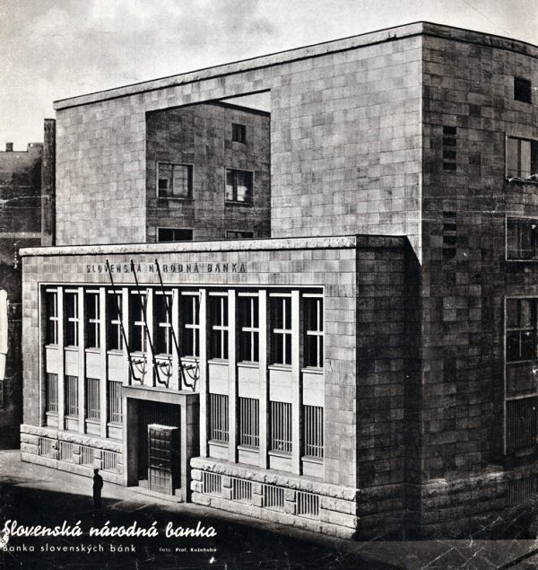 Slovenská národná banka, Bratislava