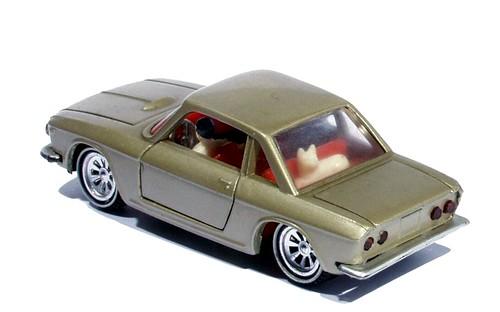12 Diapet Lancia Fulvia coupé