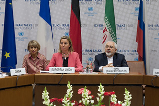 Agreement between the P5+1 and the Islamic Republic of Iran