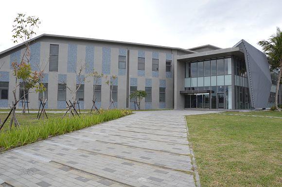 台東大學知本校區圖書館39