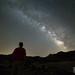 The man & the sky by Arnau P