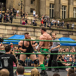Preston Armed Forces Day 2015 - Preston City Wrestling