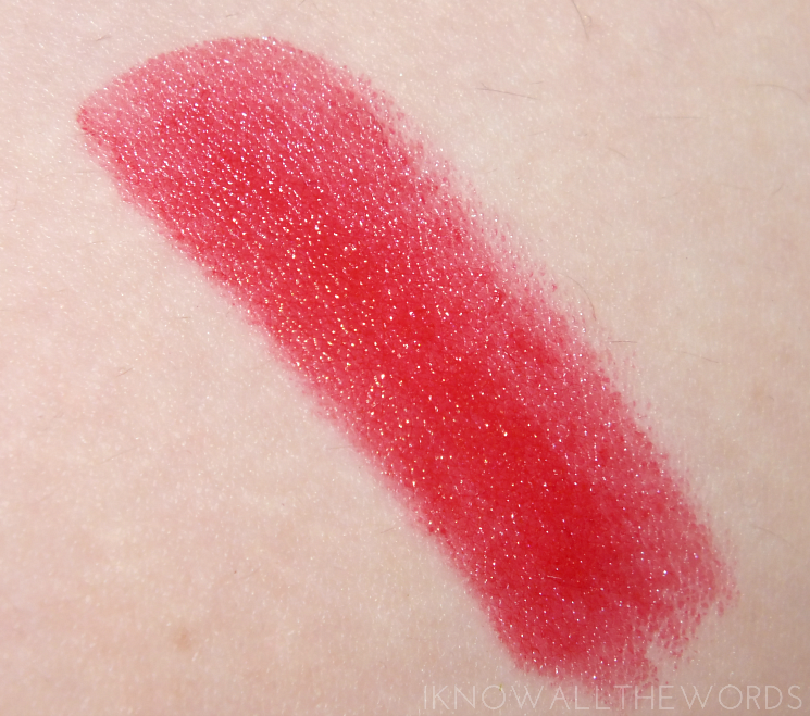smashbox + flare + donald robertson canadian flare be legendary lipstick (2)