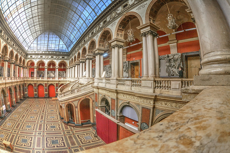 The Saint Petersburg State Art and Industry Academy
