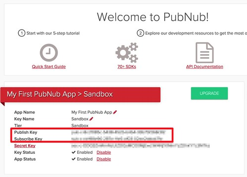 Apps | PubNub Admin Portal_y2ocp