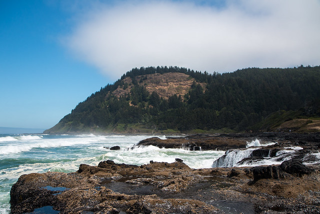 Yachats, Oregon, July 2015