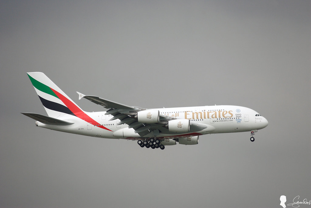 A6-EOL - A388 - Emirates