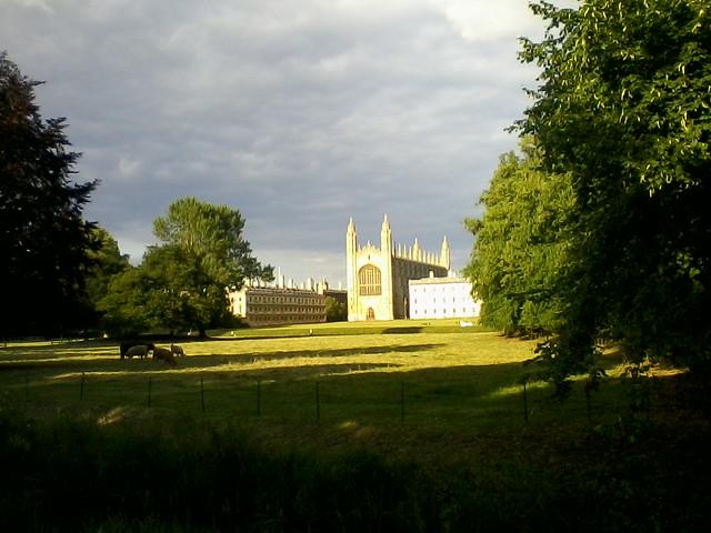 Chapel of King's College Cambridge