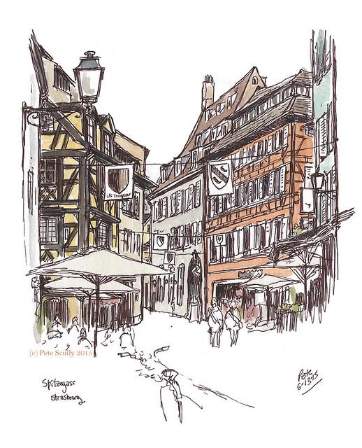 Spitzegasse, Strasbourg