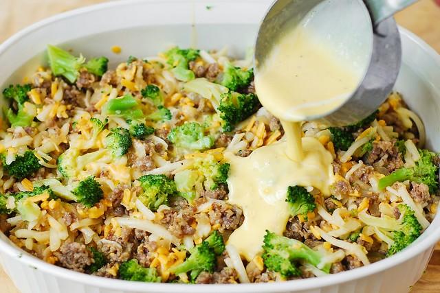 egg casserole, easy breakfast casserole, hash brown breakfast casserole, healthy breakfast ideas, breakfast ideas, gluten free breakfast