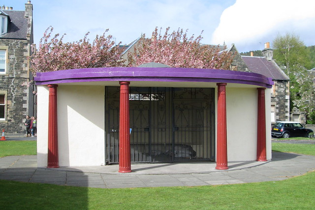 Art Deco Pavilion, Peebles