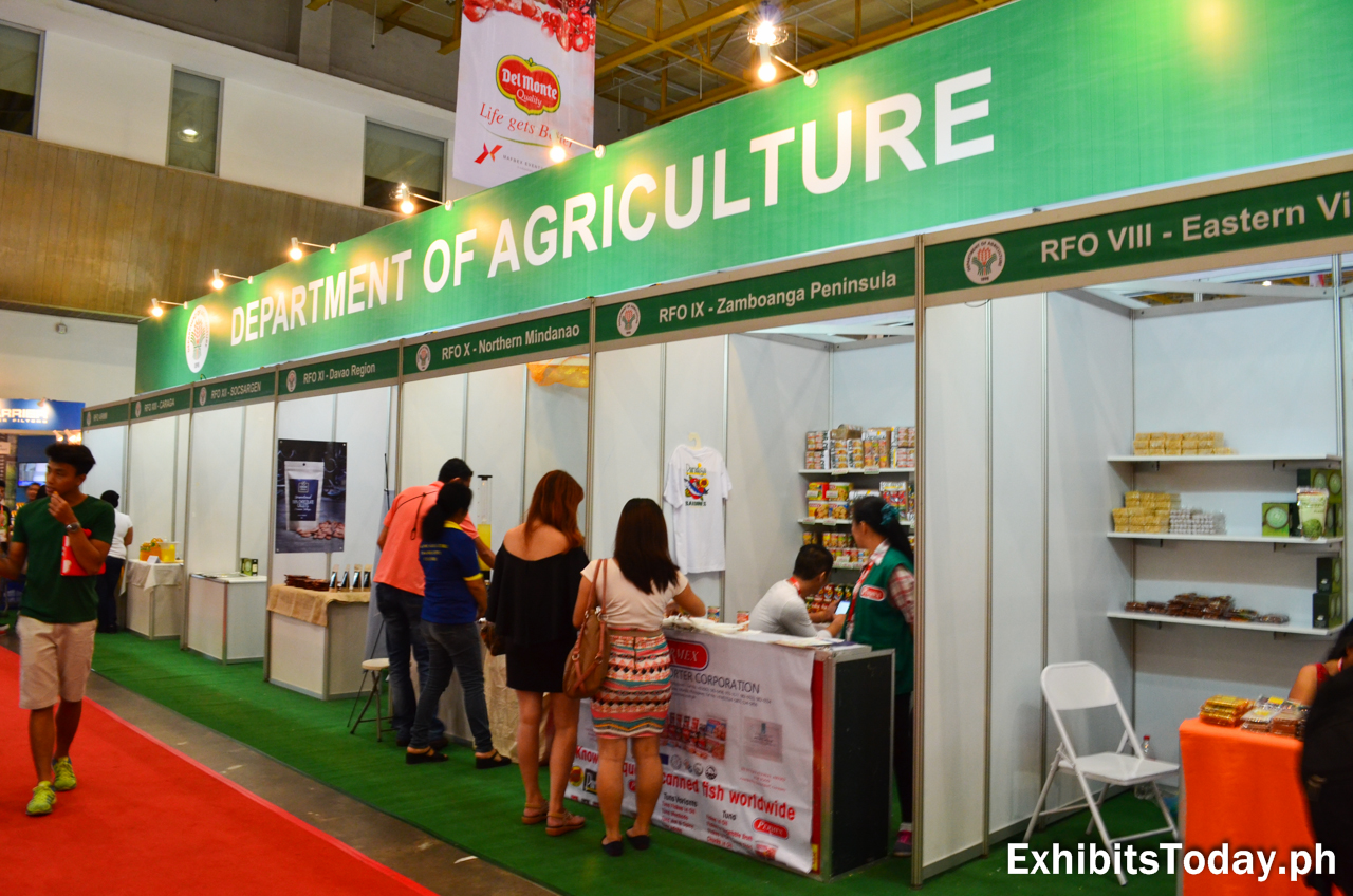 Department of Agriculture Pavilion