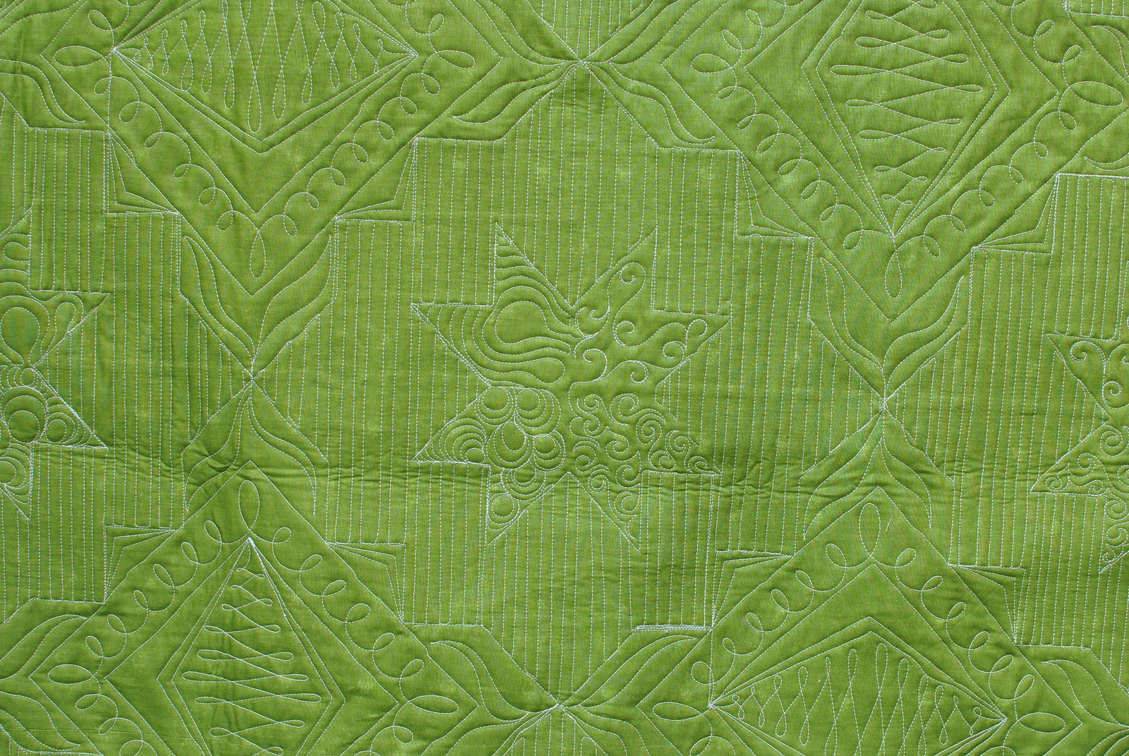 Quilted Florentine for Sew Many Creations