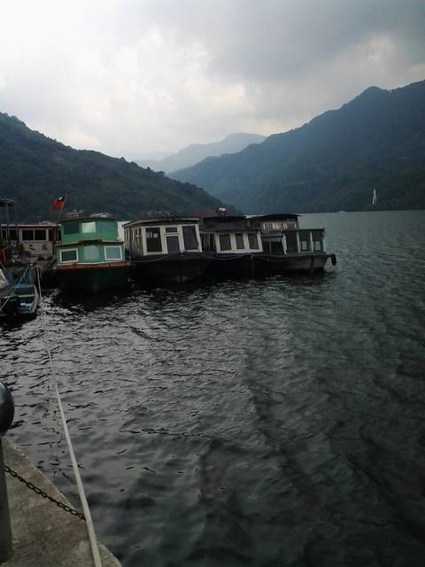 16080搭船遊石門水庫,遊薑母島。