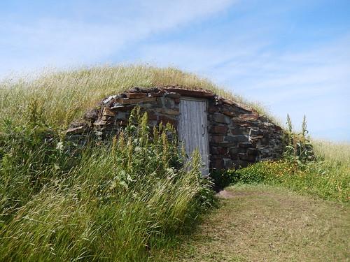 Elliston - root cellar