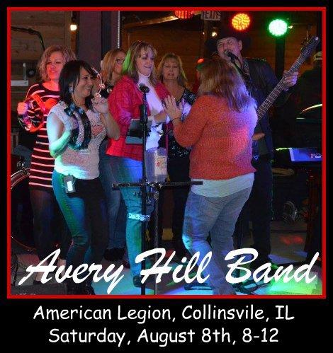 Avery Hill Band 8-8-15