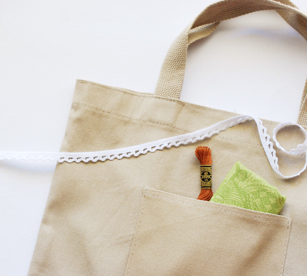 Pocket Pal Tote