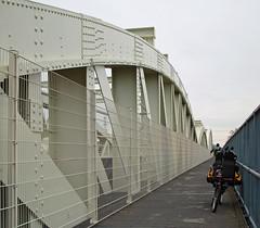 The big swing bridge